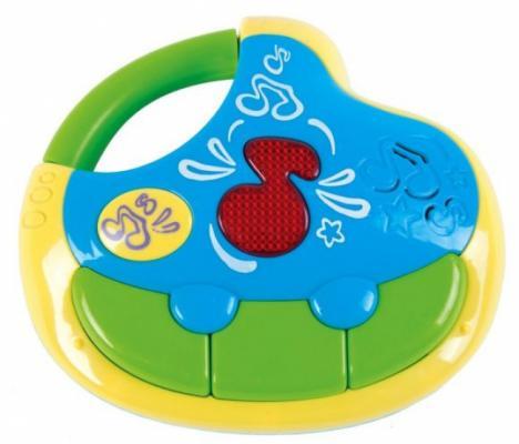 Интерактивная игрушка Жирафики Пианино 633228 от 1 года разноцветный