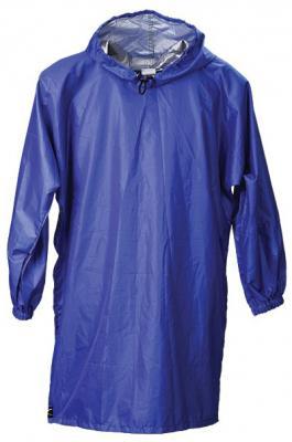 Плащ-дождевик Зубр Профессионал влагостойкий нейлон универсальный размер синий 11615