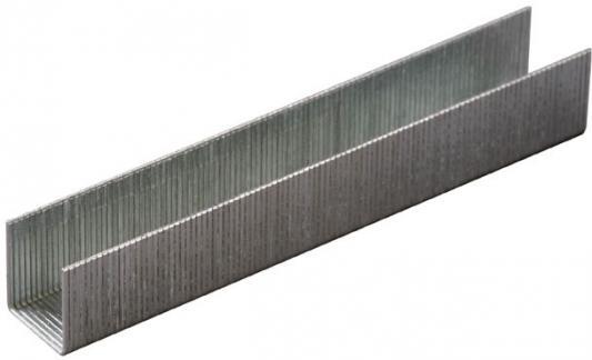 Скобы Зубр для электрического степлера тип 53 14мм 1000шт 31620-14_z01 цена