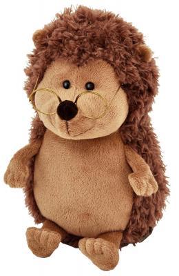 Купить Мягкая игрушка ORANGE Ежик Колюнчик в очках 15 см коричневый искусственный мех OS065/15F, Животные