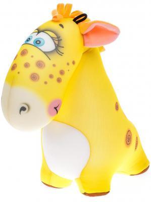 Антистрессовая игрушка СПИ Жираф Жужа полиэстер в ассортименте антистрессовая игрушка спи жираф жужа полиэстер в ассортименте