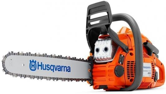 Подробнее о Бензопила Husqvarna 450E-15 2400Вт бензопила husqvarna 353 15 9651697 15