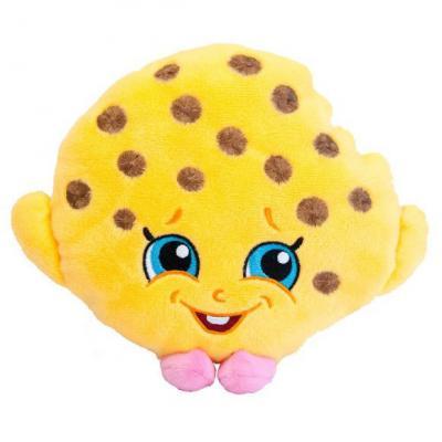 Мягкая игрушка печенье РОСМЭН Печенька Куки 20 см желтый текстиль синтепон 31631