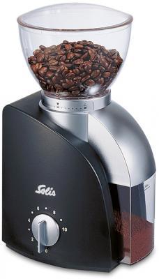 Кофемолка Solis Scala Coffee grinder 100 Вт черный