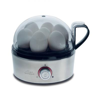 Яйцеварка Solis Egg Boiler & More серебристый 400 Вт 977.87 соковыжималка steba e 400 400 вт серебристый