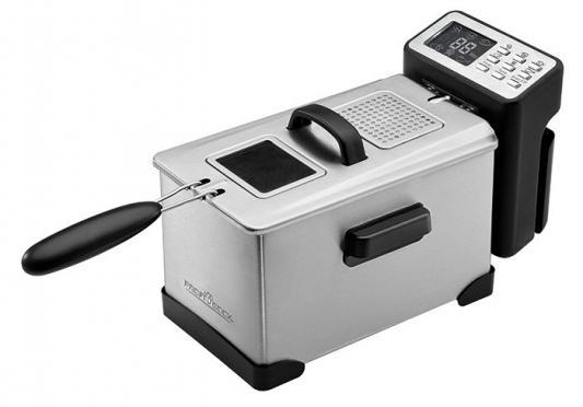 Фритюрница Profi Cook PC-FR 1087 серебристый