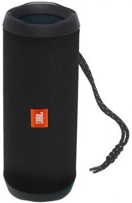 цена на Акустическая система JBL Flip 4 черный JBLFLIP4BLK