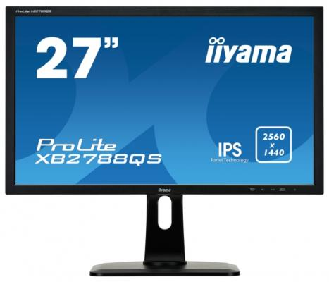 """Монитор 27"""" iiYama XB2788QS-B1"""