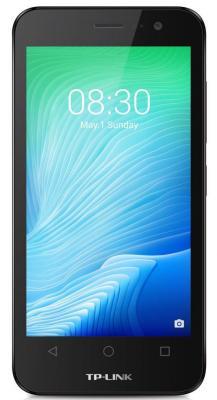 "Смартфон Neffos Y50 жёлтый 4.5"" 8 Гб LTE Wi-Fi GPS 3G"