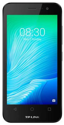"Смартфон Neffos Y50 серый 4.5"" 8 Гб LTE Wi-Fi GPS 3G"