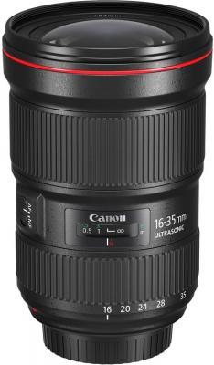 Объектив Canon EF III USM 16-35мм f/2.8L 0573C005
