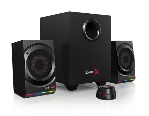 Колонки Creative Sound BlasterX Kratos S5 60Вт черный стоимость