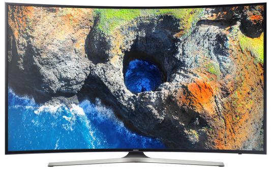 Телевизор Samsung UE55MU6300UX черный