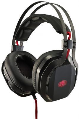 все цены на  Гарнитура Cooler Master Masterpulse SGH-8700-KK7D1 черный  онлайн