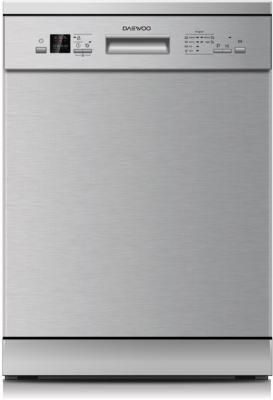 Посудомоечная машина DAEWOO DDW-M1411S серебристый от 123.ru