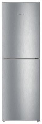 Холодильник Liebherr CNel 4213-20 001 серебристый двухкамерный холодильник liebherr cuwb 3311
