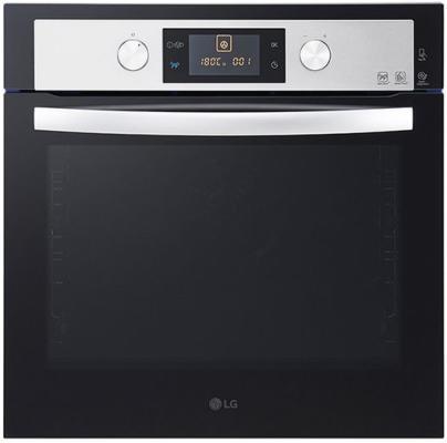 Электрический шкаф LG LB646K479T2 серебристый/черный
