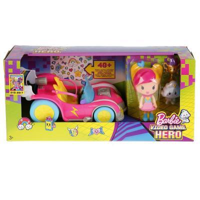 Набор Mattel Барби «Виртуальный мир» Автомобиль с фигурками DTW18 mattel ever after high dvj20 отважные принцессы холли о хэир