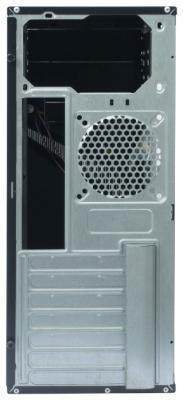 Корпус ATX PowerCool S1007BK Без БП чёрный