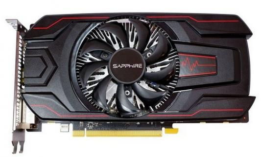 Видеокарта 2048Mb Sapphire Radeon RX 560 PCI-E DVI HDMI DP 11267-02-20G Retail