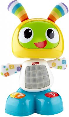 Развивающая игрушка Fisher Price Обучающий робот Бибо DJX26 цены онлайн