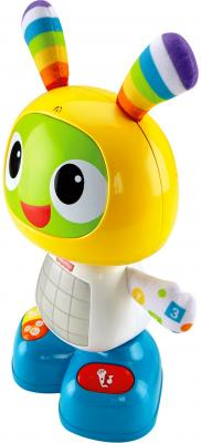 Развивающая игрушка Fisher Price Обучающий робот Бибо DJX26 от 123.ru