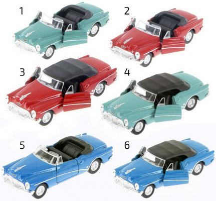 Автомобиль Welly Buick Skylark 1953 1:34-39 цвет в ассортименте