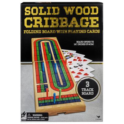 Настольная игра SPIN MASTER карточная Криббедж