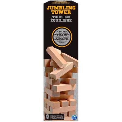 Настольная игра SPIN MASTER спортивная Падающая башня настольная игра dream makers семейная падающая башня