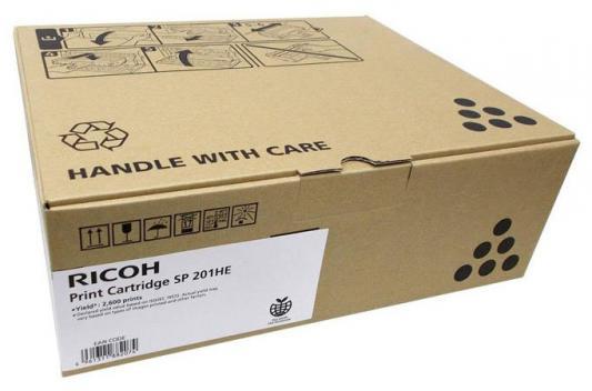 Картридж Ricoh SP201HE для Ricoh SP211/SP213/SP220 черный 2600стр 407254