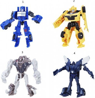 Игрушка Transformers Трансформеры: Последний рыцарь - Легион ассортимент, C0889 hasbro transformers c0889 c1328 трансформеры 5 последний рыцарь легион гримлок