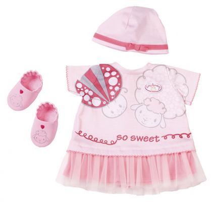 Одежда для кукол Zapf Creation Baby Annabell одежда для теплых деньков одежда