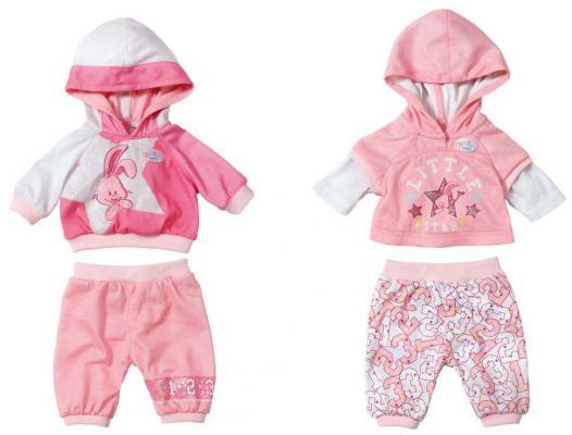 Одежда для кукол Zapf Creation Baby Born одежда для спорта