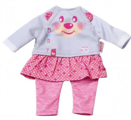 Одежда для кукол Zapf Creation my little BABY born Комплект одежды для дома basiс baby штанишки my little captain