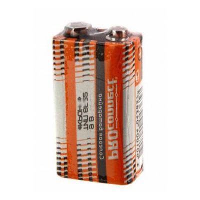 Батарейка REXANT PROconnect 9V 6F22 30-0030 6F22 1 шт от 123.ru