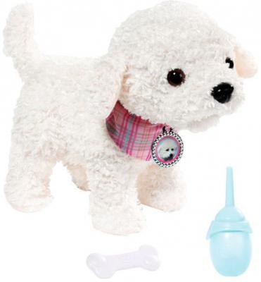 Игровой набор ZAPF Creation «BABY born» собака пудель пьющая