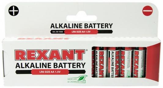 Батарейки REXANT AA-LR6 2700 mAh AA 12 шт 30-1026 от 123.ru