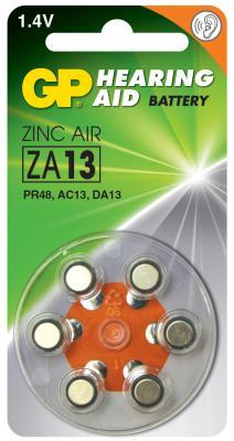 Батарейка GP ZA13-D6 60/300 от 123.ru