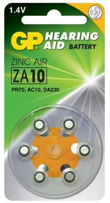 Батарейка GP ZA10-D6 60/300 от 123.ru