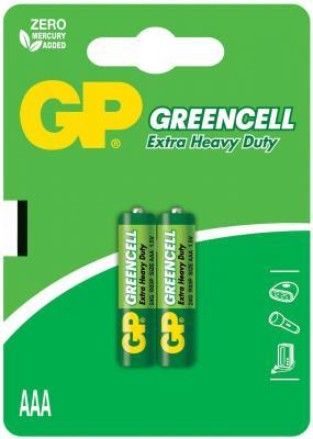Батарейки GP 24G-2CR2 AAA 2 шт обложка apple smart cover для ipad pro 10 5 черный