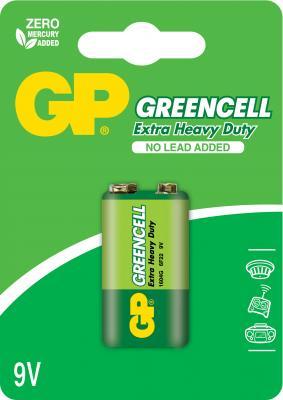 Батарейка GP 1604G-BC1 6F22 1 шт