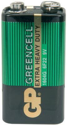 Батарейка GP 1604G-B 10/500