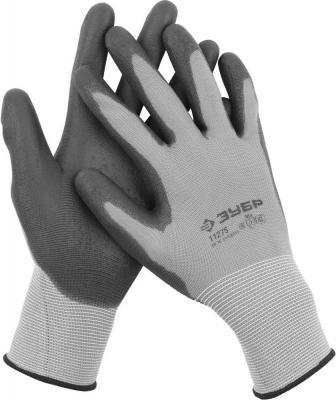 Перчатки Зубр Мастер для точных работ с полиуретановым  покрытием L 11275-L от 123.ru