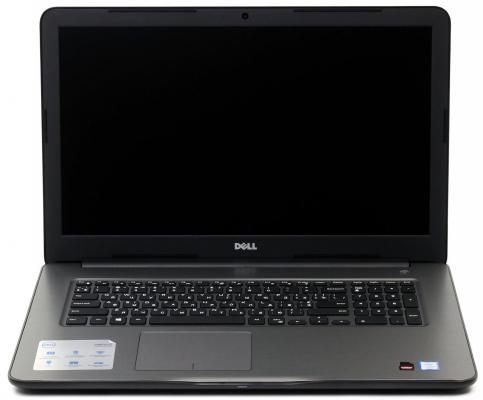 Ноутбук DELL Inspiron 5767 17.3 1600x900 Intel Core i3-6006U 5767-7475 ноутбук dell inspiron 5567 5567 1998 5567 1998