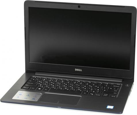 Ноутбук DELL Vostro 5468 14 1366x768 Intel Core i3-6006U 5468-9026 ноутбук dell vostro 5468 14 intel core i3 6006u 2 0ггц 4гб 500гб intel hd graphics 520 windows 10 home золотистый [5468 9033]