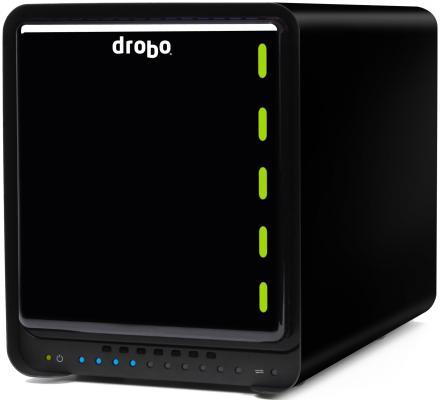 Сетевое хранилище Drobo 5C DDR4A31 от 123.ru