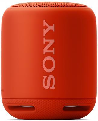 Портативная акустика Sony SRS-XB10 bluetooth красный портативная акустика sony srs x33 белая