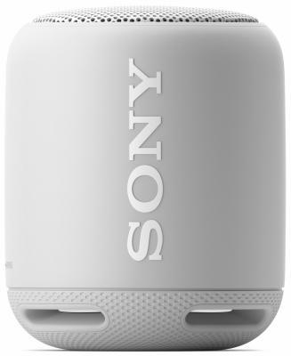 Портативная акустика Sony SRS-XB10 bluetooth белый цены