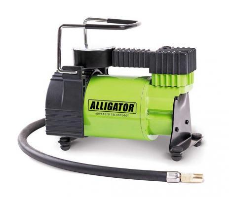 Автомобильный компрессор Аллигатор AL-350 автомобильный компрессор airline ca 030 13l master l автомобильный