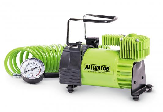 Автомобильный компрессор Аллигатор AL-400 автомобильный компрессор airline ca 012 08o smart o g автомобильный